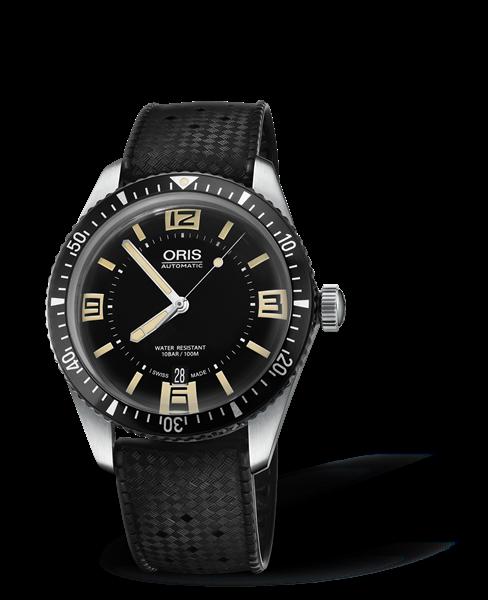 Oris Divers Sixty-Five Topper Edition Watch | aBlogtoWatch