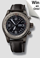MyOris Quiz - Be an Oris Aficionado