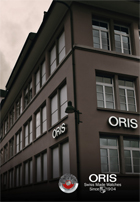 Season's Greetings from Oris