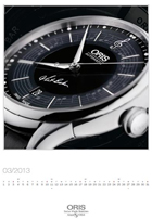 MyOris Quiz 2012 – Win an Oris 2013 Calendar