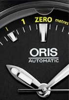 Oris in Partnership with Tourneau invite you to experience the NEW ORIS DEPTH GAUGE