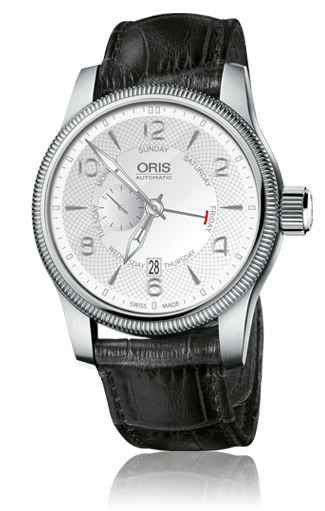 Oris Big Crown - Oris Big Crown Small Second, Pointer Day 01 745 7688 4061-07 5 22 76FC