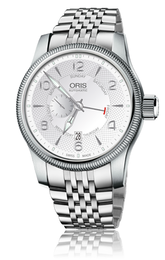 Oris Big Crown - Oris Big Crown Small Second, Pointer Day 01 745 7688 4061-07 8 22 30