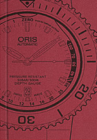 NEW - Oris Booklet 2013/14
