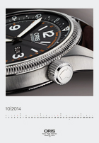 MyOris Quiz 2013 – Win an exclusive Oris 2014 Calendar