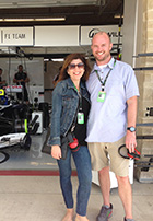 Contest Winners enjoy VIP Weekend at the F1 GP in Austin