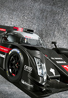 Oris teams up with Audi Sport