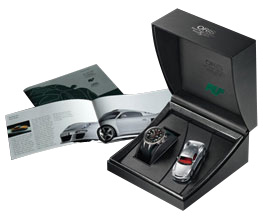 L'Oris RUF CTR3 Chronograph Limited Edition