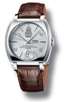 Oris Watch Honours King of Thailand