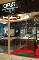 Oris opens boutique in Malaysia