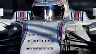 Oris and the Williams Martini Racing Team