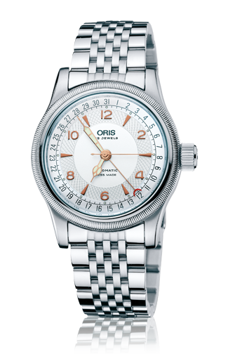 Oris Big Crown - Oris Big Crown Original Pointer Date 01 754 7696 4061-07 8 20 30