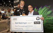 Congratulations to Ken Nedimyer – Oris' Sea Hero of the Year!