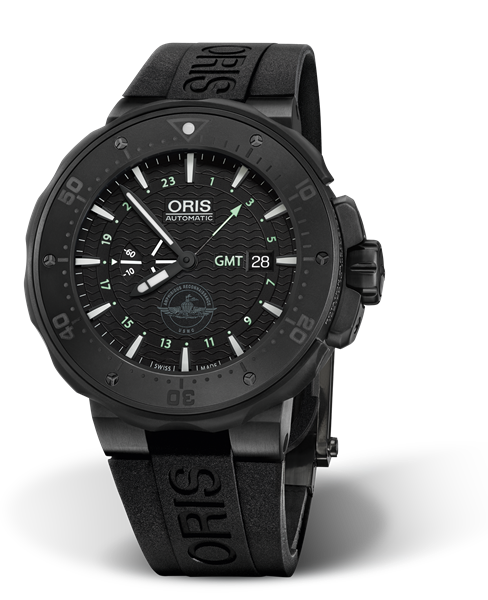 Oris prodiver col moschin 01 667 7645 7284-set (limited edition.