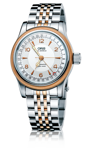Oris Big Crown - Oris Big Crown Original พอยเตอร์ เดท 01 754 7543 4361-07 8 20 63