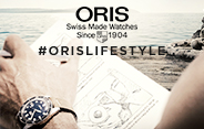 Be a part of Oris calendar 2017 …