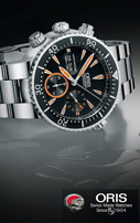 Share your passion for Oris
