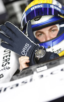 Oris renforce son partenariat avec Williams