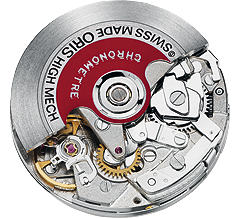 Movements Movement 680 chronograph, chronometer