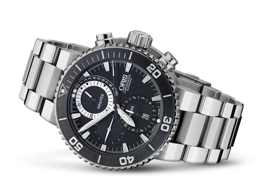 f8910f3e13c 01 674 7655 7184-Set - Oris Carlos Coste Chronograph Limited Edition ...