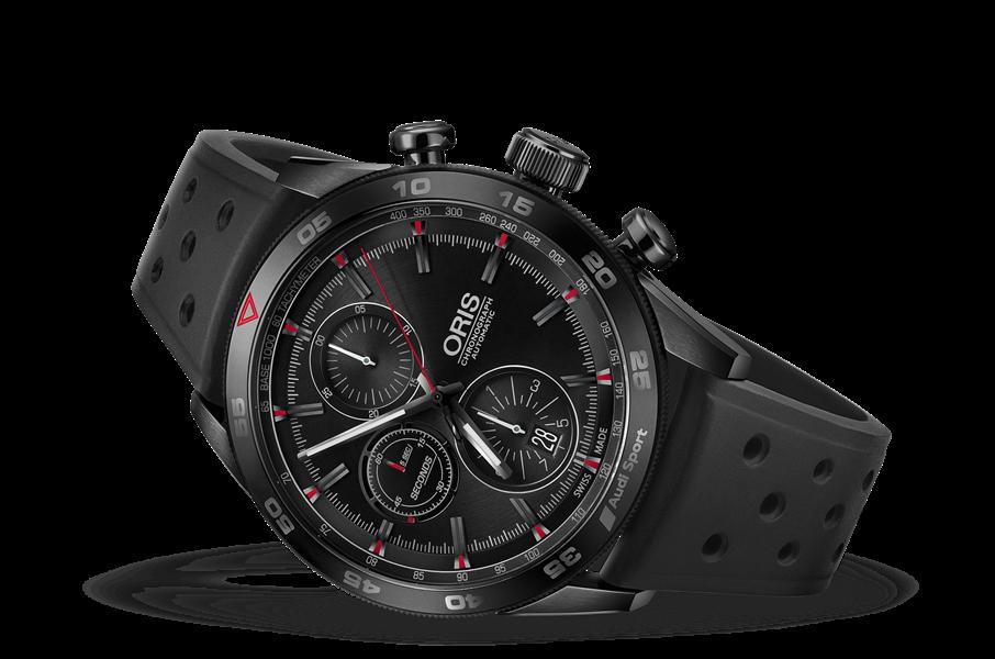 Set RS Oris Audi Sport Limited Edition III Oris - Audi watch