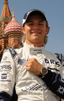 Oris helps to bring F1 to the streets of Moscow!