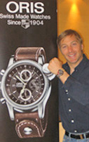 Super G Star is a friend of Oris!