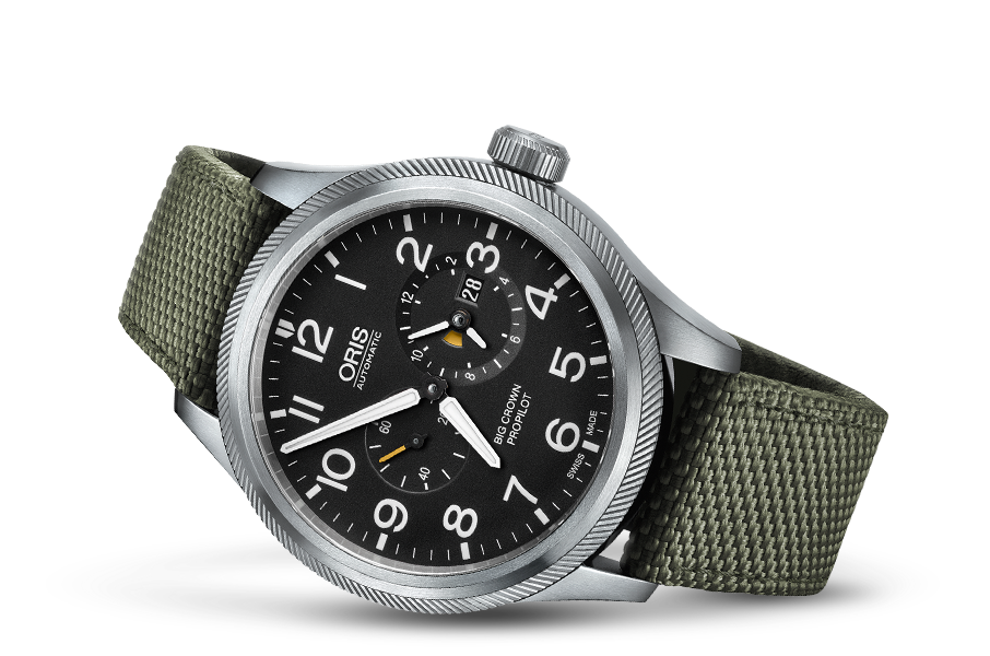 7b96fdfa0ac 01 690 7735 4164-07 5 22 14FC - Oris Big Crown ProPilot Worldtimer ...