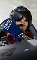 Turning the Oris world of aviation upside down