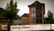Behind the scenes at Oris