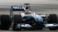 A Colecção Oris Williams F1 Team