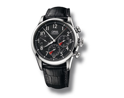 The Oris RAID Chronograph Limited Edition