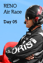 'Oris Big Crown Air Racing' at the Reno Air Race: Day 5