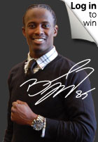 The Oris ProDiver Chrono goes deep and connects with the NFL's leading receiver Brandon Lloyd!