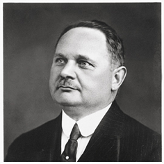 From 1904 to 1927 founder Georges Christian manages the firm.