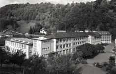 The Oris factory at Hölstein 1961.