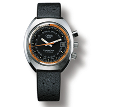 Oris Historic watch Chronoris 1971 – 1980.