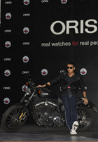 Nicholas Tse Makes a Statement with Oris