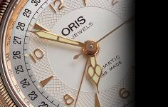 1984 the Oris Pointer Date is a Success Story – Day after Day.