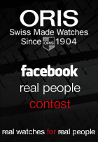 "Oris ""Oris Real People"" - Facebook网页上的赛车知识竞赛!"